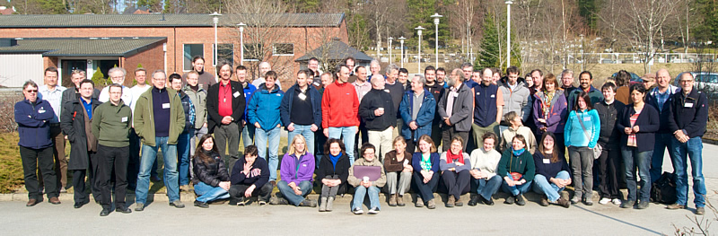 Group picture Elista 2011
